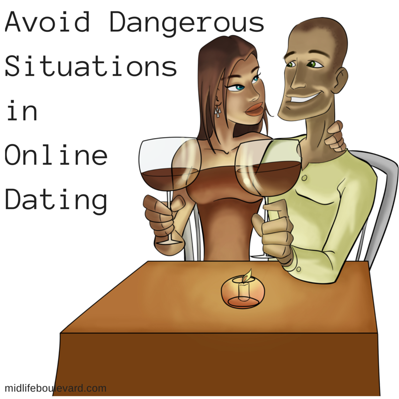online dating dangerous