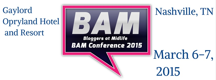 bloggers at midlife, midlife bloggers, blogging conference, BAM conference