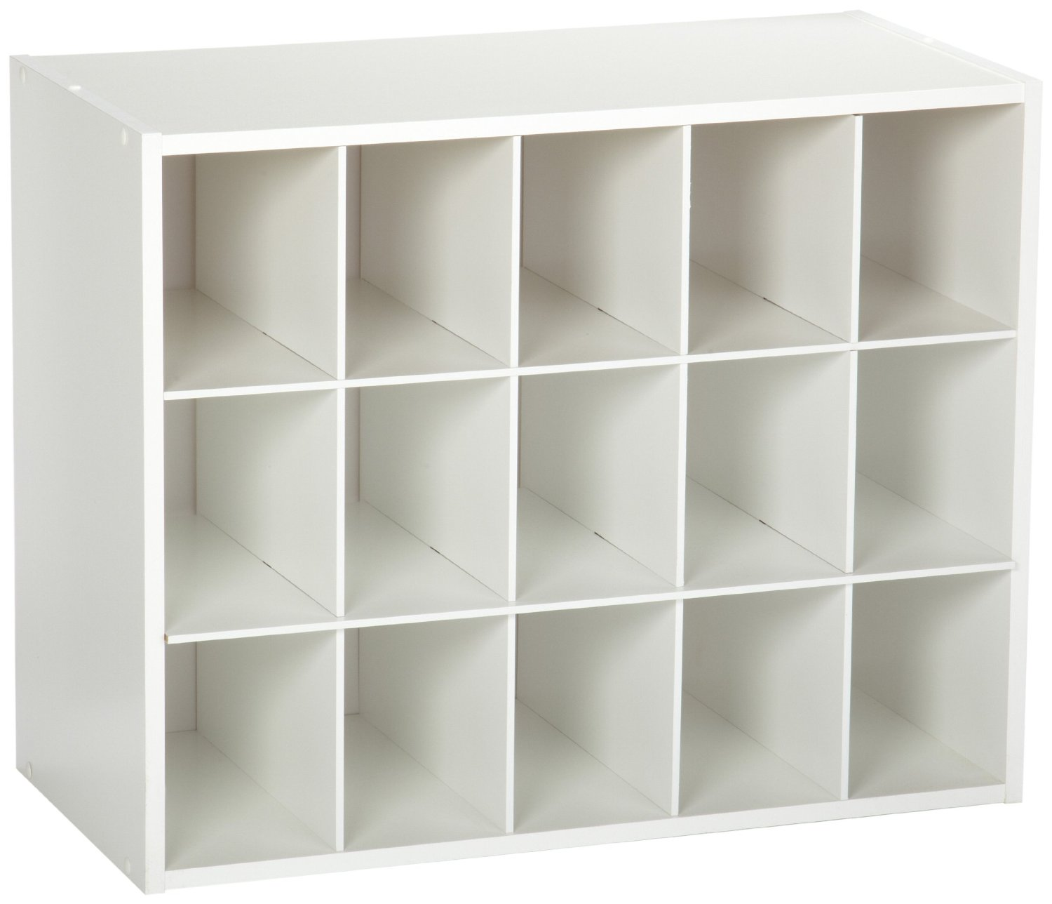 ... closet to create an efficient and easily viewable storage solution