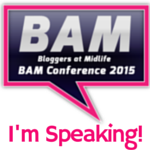 I'm Speaking at BAM