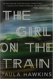 The Girl on the Train novel Paula Hawkins