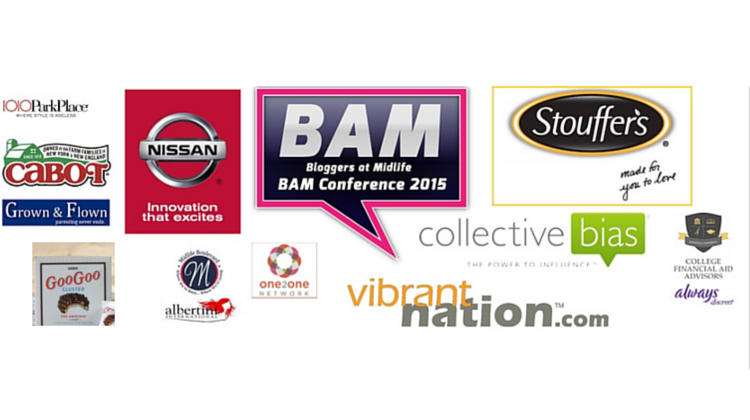 BAM conference, BAM 2015, #BAMC15,  midlife women, blogging conference