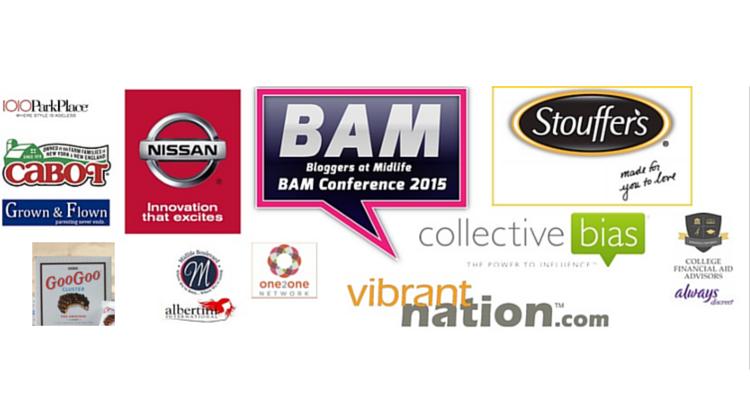 BAM conference, BAM 2015, #BAMC15,  midlife women, blogging conference