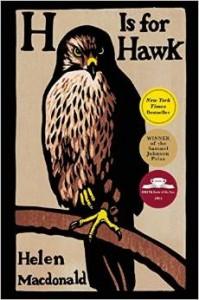 H is for Hawk novel Helen Macdonald