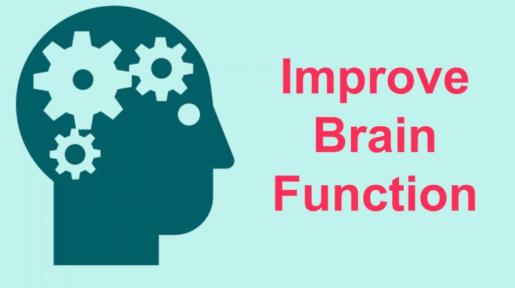 Four Simple TIps to Improve Your Brain Function
