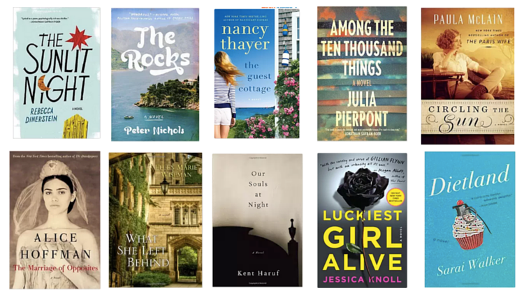 Summer Books 2015: 10 Novels to Read Right Now