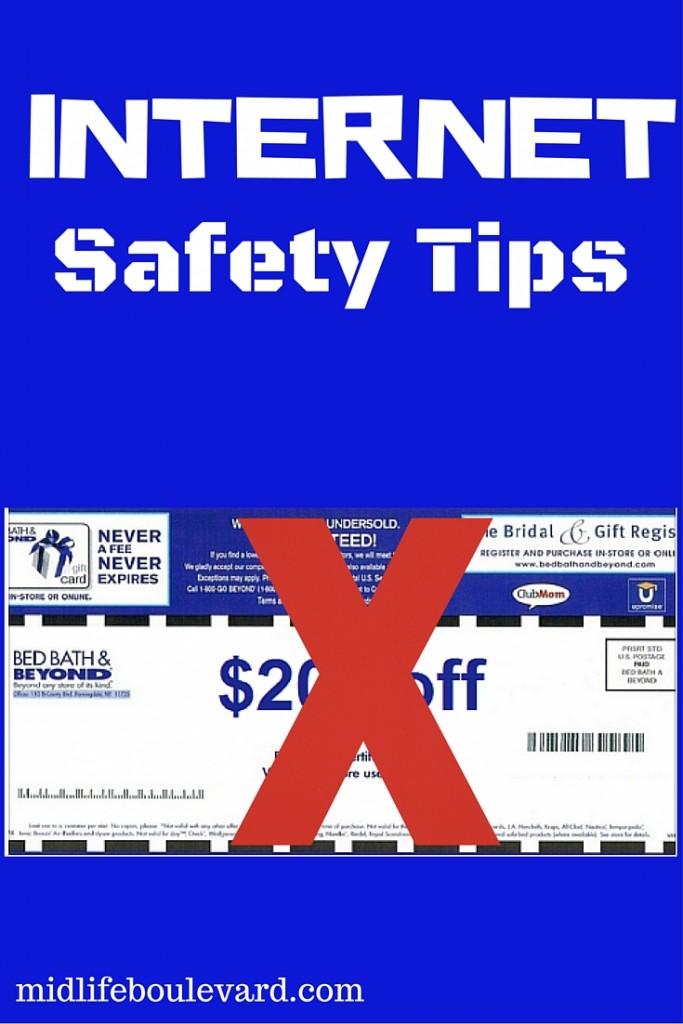 Internet safety tips for 5 bathroom safety tips