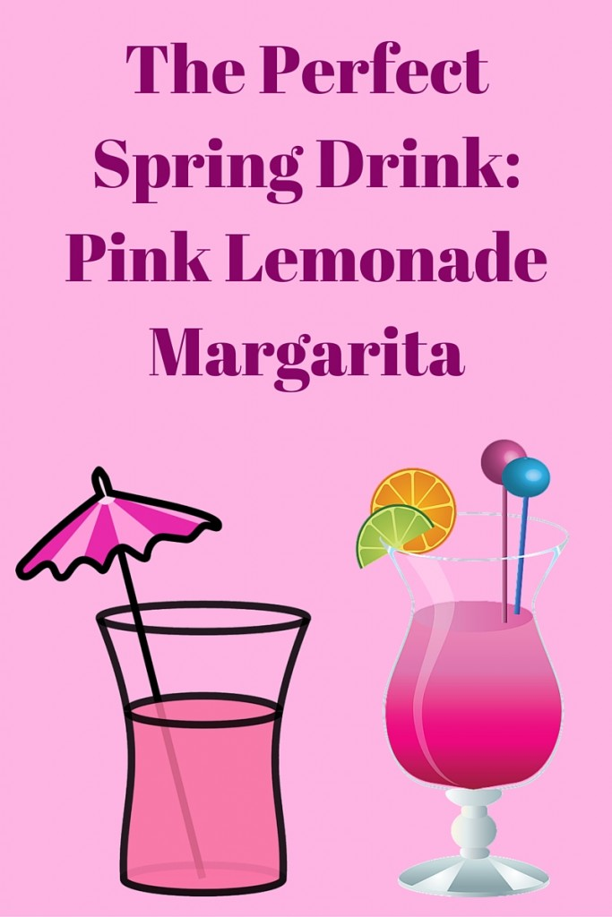 The Perfect Spring Drink: Pink Lemonade Margarita Recipe