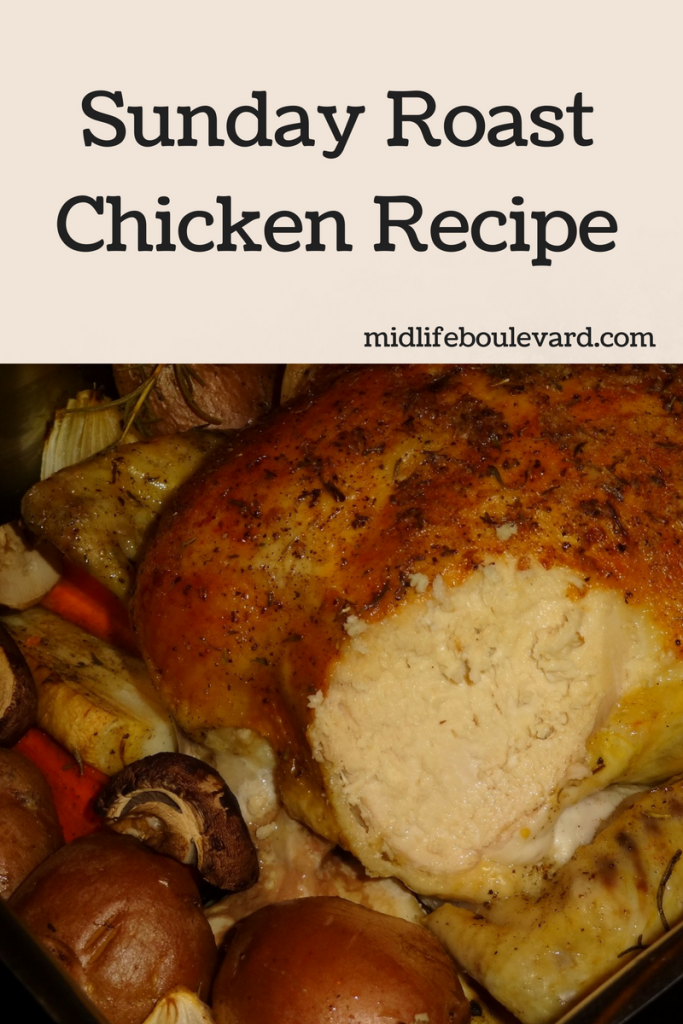Delicious Sunday Roast Chicken Recipe For Your Family Meal