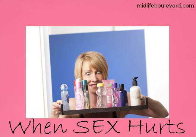 sex, painful sex, vaginal dryness, menopause, perimenopause, intercourse