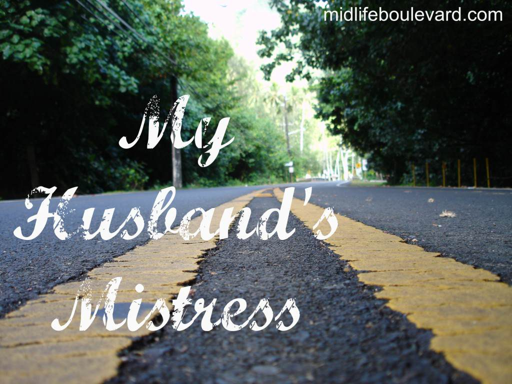 mistress, cheating husband, midlife crisis, running, jogging, secrets, featured