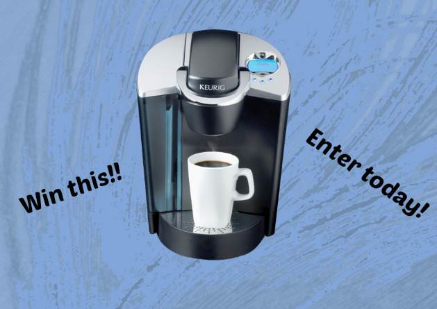 Win a Keurig Brewing System