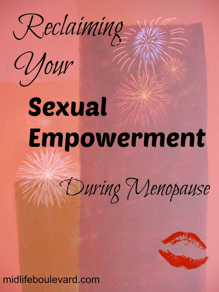 menopause, midlife, sex, sexual empowerment, perimenopause, middle-age