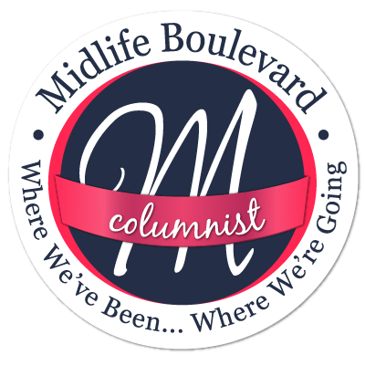 midlife boulevard, columnist, midlife women, middle-age, midlife crisis