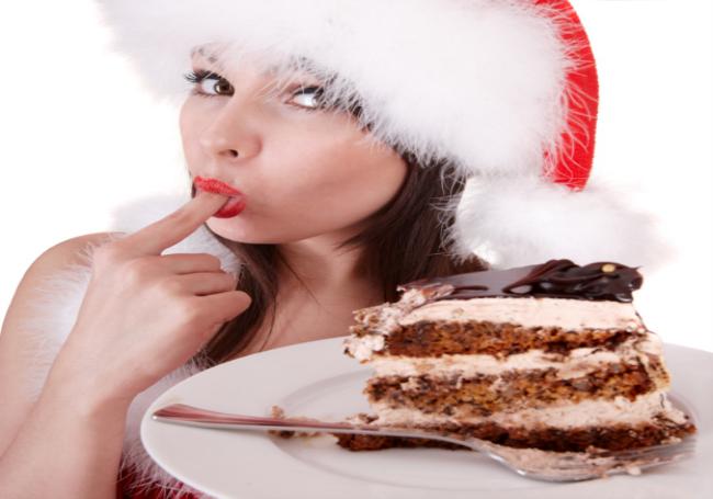 The Holiday 5 Pound Myth