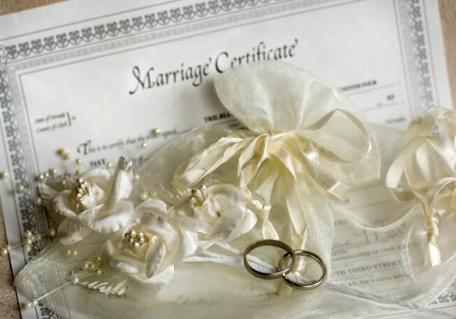 Marriage – Surrendering Ourselves Forever