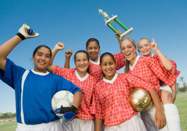 I Wish I'd Played Team Sports – Instead of Cheerleading