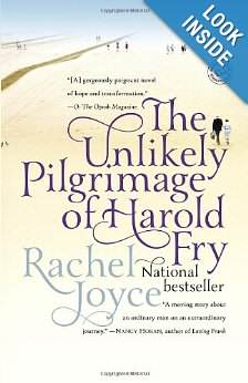 The Unlikely Pilgrimage book cover