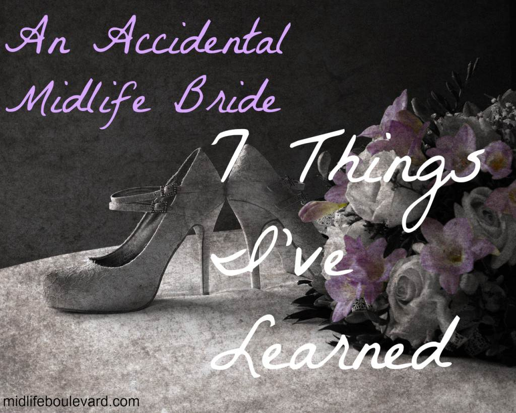 middle-aged bride, wedding, engagement, diamond ring, engagement ring, life lessons, midlife women, featured