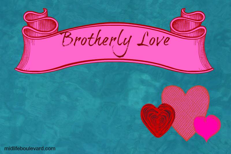siblings, brothers, brothers and sisters, family, reunion, memories, midlife, midlife women, featured, sibling rivalry