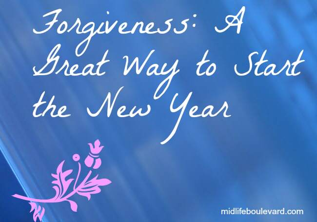 forgiveness, gifts, forgiving, peace, happiness, new year's resolutions, midlife, midlife women, featured