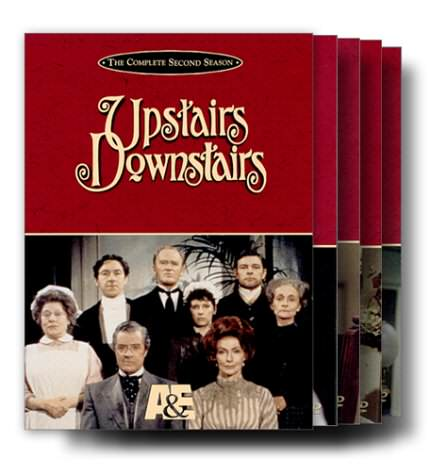 If you liked Downton Abbey, you might also like Upstairs Downstairs.