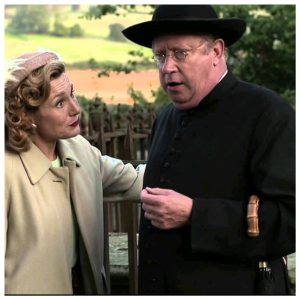 If you liked Downton Abbey, you may also like Father Brown on Netflix.