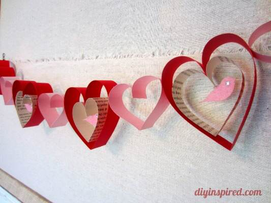 valentine's day crafts, handmade gifts, valentine's day, easy crafts projects, DIY inspired