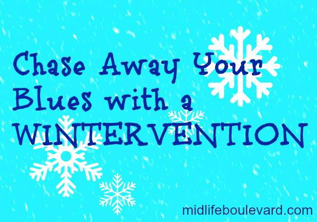 winter blues, cold weather, shorter winter days, depression, SAD, seasonal affective disorder, midlife