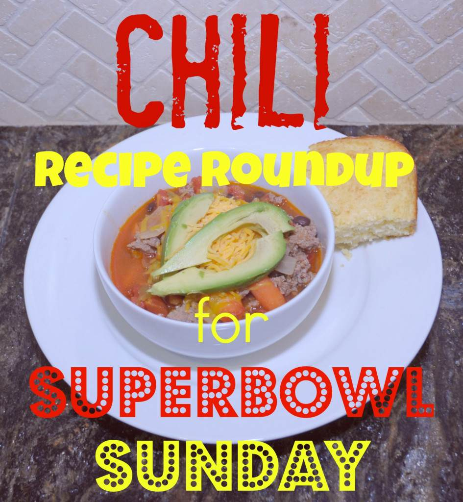 chili, chili recipe, how to make chili, recipe for a crowd, superbowl recipes, turkey chili, recipe roundup