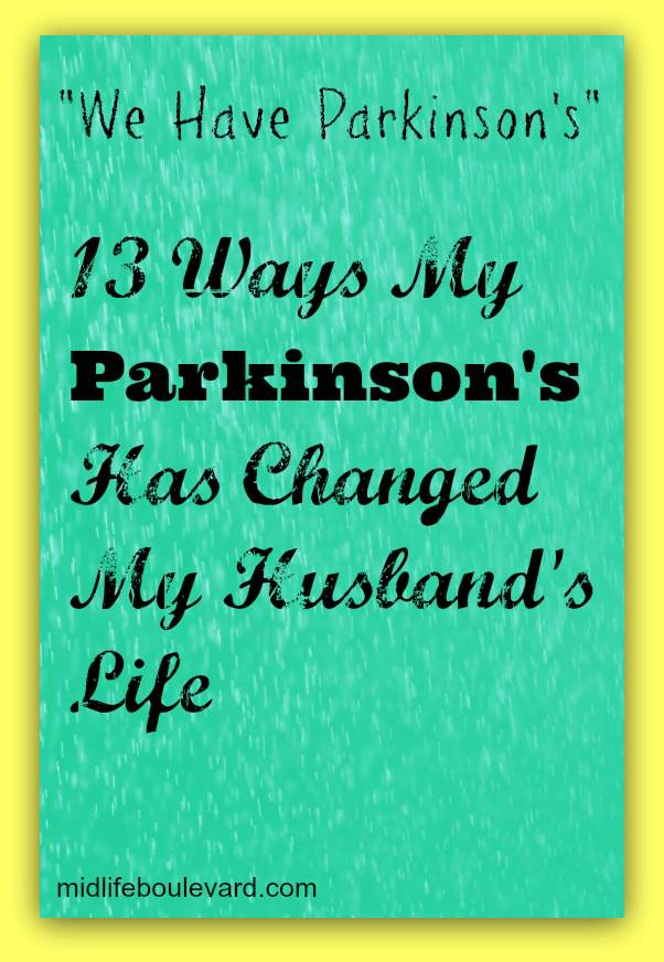parkinson's disease, marriage, midlife women, midlife,