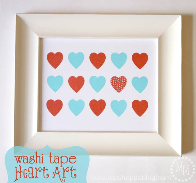 valentine's day crafts, handmade gifts, valentine's day, easy crafts projects, the scrap shoppe