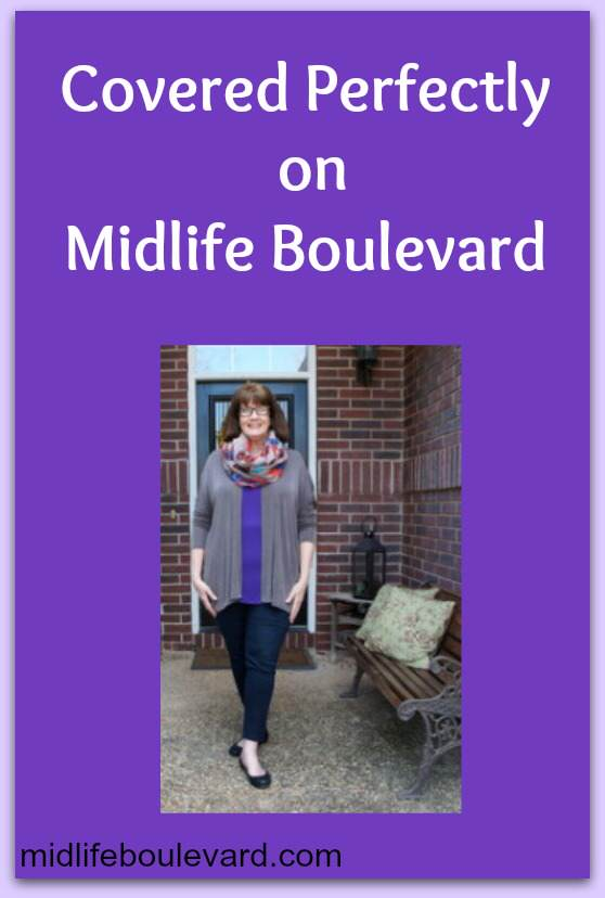 covered perfectly, midlife, midlife women, tops for women