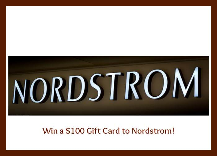 My Life in Department Stores – Plus a $100 Nordstrom Gift Card Giveaway!