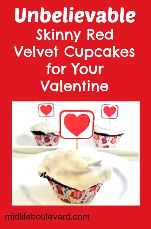 red velvet cupcakes, low calorie red velvet cupcakes, weight watchers red velvet cupcakes, weight watchers points, feature