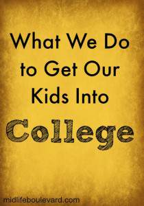 college applications, getting into college, SAT changes, financial aid counseling, how parents help kids get into college, midlife, midlife women
