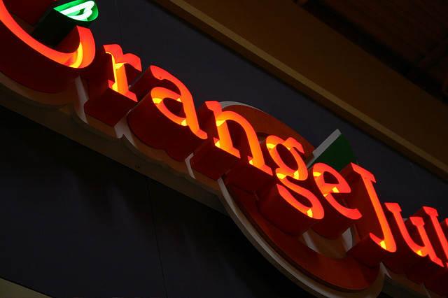 orange julius, skinny orange julius, weight watchers orange julius, weight watchers points,
