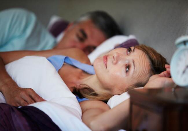 hormone therapy, menopause, HRT and insomnia, get help sleeping, why can't i sleep