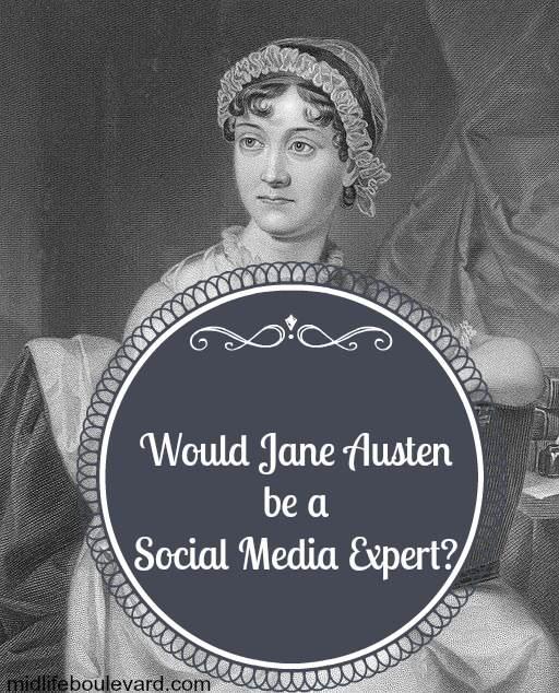 jane austen, pride and prejudice, social media, blog promotion, book promotion, how to use social media, social media management