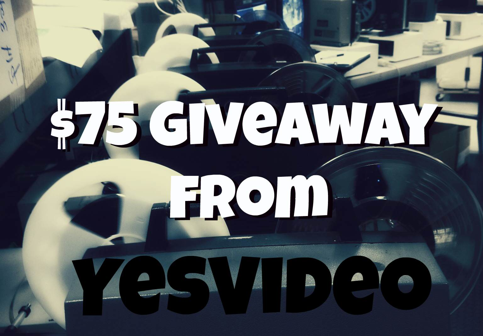 YesVideo Giveaway