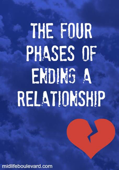 relationships, ending a relationship, how to break up with someone, unhappy relationship, midlife, midlife women