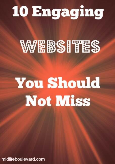 websites, websites that are interesting, online reading, midlife, midlife women
