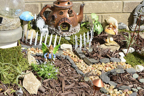 How to Create Your Own Fairy Garden Midlife Boulevard