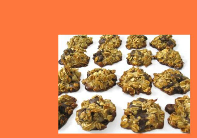 gluten free, low calorie chocolate chip cookies, weight watchers, weight watchers points