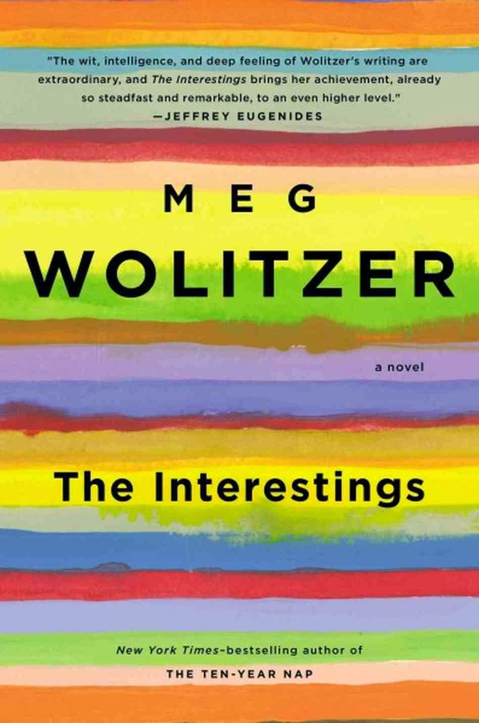 book review, the interestings, meg wolitzer, what book should i read, midlife, midlife women