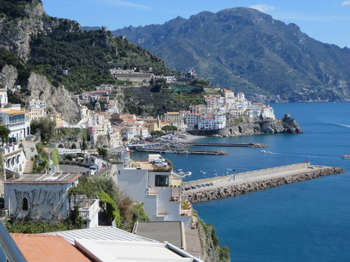 Sharon Goes to Italy, Part 3: The Amalfi Coast