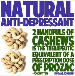 cashews-instead-of-prozac-doctor-facebook