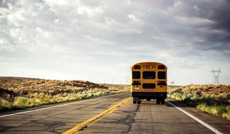The Day I Quit the School Bus – and the Bullies