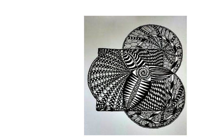 7 Signs You're a Zentangle® Addict