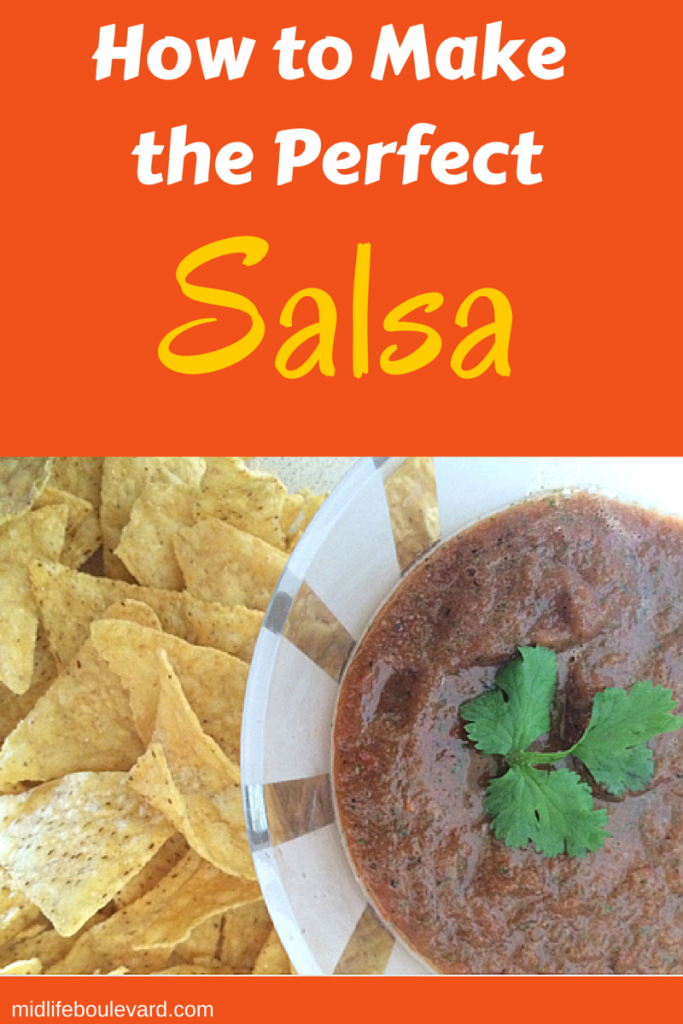 The Only Salsa Recipe You Need